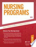 Nursing Programs 2011