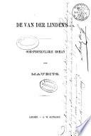 De Van der Linden's c.s