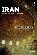 Iran History And Literature Showing How