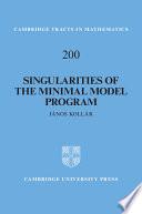 Singularities of the Minimal Model Program