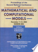 Mathematical and computational Models