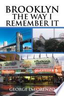 Brooklyn  the Way I Remember It