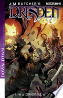 Jim Butcher S The Dresden Files Down Town 6 book