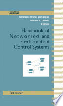 Handbook Of Networked And Embedded Control Systems book
