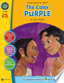 The Color Purple   Literature Kit Gr  9 12
