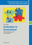 Evaluation in Deutschland