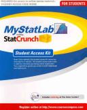 MyStatLab Student Access Kit