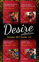 Desire Collection  October 2017 Books 1   4  Mills   Boon e Book Collections   Billionaires and Babies  Book 88