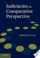 Judiciaries in Comparative Perspective