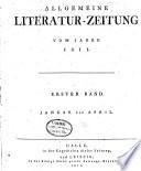 Allgemeine Literatur Zeitung
