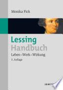 Lessing-Handbuch