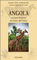 Copertina Libro Angola. Un paese moderno nel centro dell'Africa