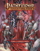 Pathfinder Adventure Path  Curse of the Crimson Throne