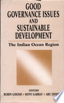 Good Governance Issues and Sustainable Development