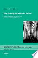 Die Predigerkirche in Erfurt