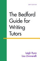 The Bedford Guide for Writing Tutors