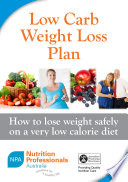 Low Carb Weight Loss Plan