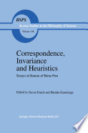 Correspondence  Invariance and Heuristics