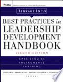 Linkage Inc's Best Practices in Leadership Development Handbook