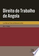 Direito do Trabalho de Angola   4a Edi    o