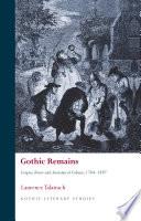 Gothic Remains Book PDF