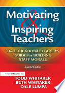 Motivating   Inspiring Teachers