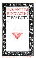 Fiametta