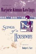 Poems by Marjorie Kinnan Rawlings