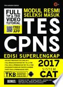 Modul Resmi Seleksi Masuk Tes CPNS 2017
