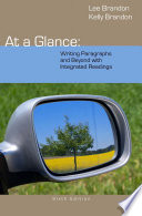 At a Glance  Writing Paragraphs and Beyond  with Integrated Readings