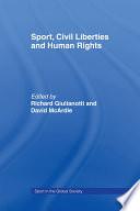 Sport  Civil Liberties and Human Rights