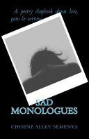 Sad Monologues