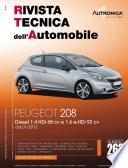 Manuale Di Riparazione Peugeot 208 Rta263