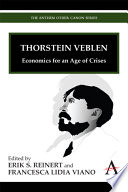 Thorstein Veblen book