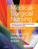 Medical Surgical Nursing   E Book