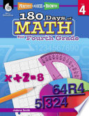 180 Days of Math for Fourth Grade  Practice  Assess  Diagnose