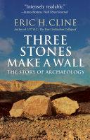 Three Stones Make a Wall