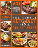 The Simple Keto Diet Cookbook For Beginners