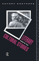 Literary Into Cultural Studies PDF