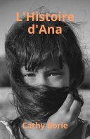 L'Histoire d'Ana Book