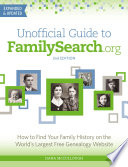 Unofficial Guide to FamilySearch. Org