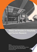 Theory and Practice in Hospitality and Tourism Research