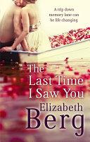 The Last Time I Saw You Pdf/ePub eBook