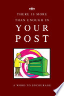 There Is More Than Enough In Your Post The Christian It Is A Collection