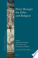 Pieter Bruegel the Elder and Religion Book PDF