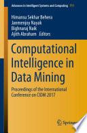 Computational Intelligence In Data Mining