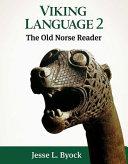 Viking Language 2 Book Cover