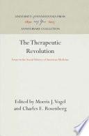The Therapeutic Revolution