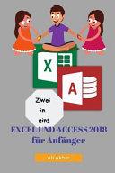 Zwei in Eins: Excel Und Access 2018 F