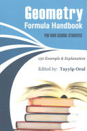 Geometry Formula Handbook
